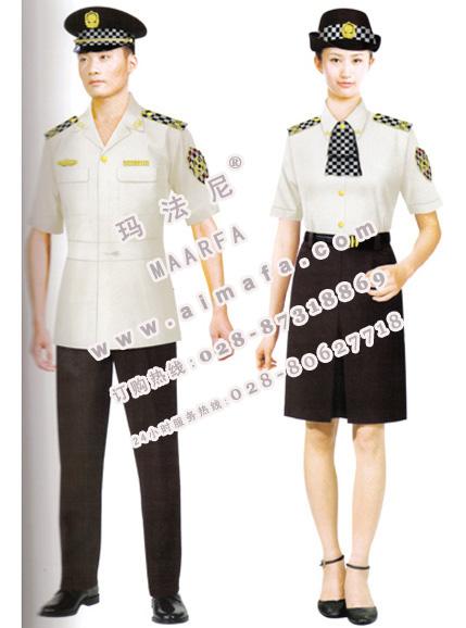 成都市保安服设计